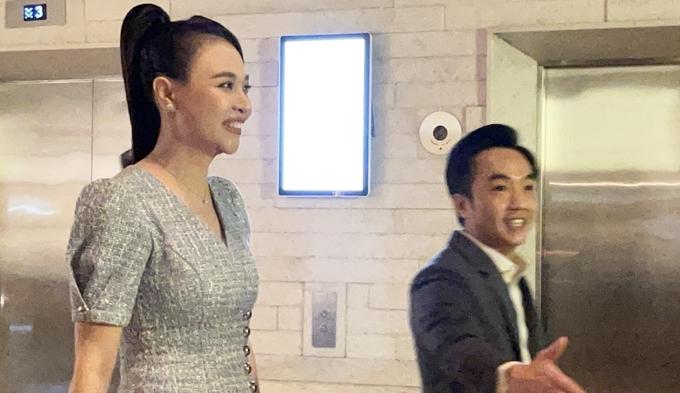 Đám cưới con ông chủ Saigon Square: Dàn siêu xe 200 tỷ, Cường Đôla, Mai Phương Thúy đến dự - 18