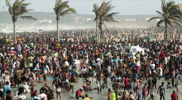 Cách người châu Phi đón chào năm mới có gì thú vị? - hình ảnh 6
