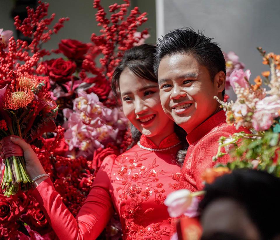 Đám cưới con ông chủ Saigon Square: Dàn siêu xe 200 tỷ, Cường Đôla, Mai Phương Thúy đến dự - 9