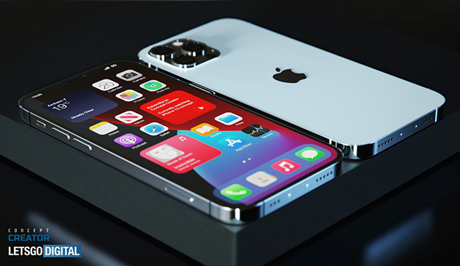 Chiêm ngưỡng iPhone 12S Pro đẹp ngất ngây - 3