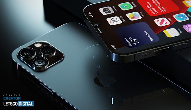 Chiêm ngưỡng iPhone 12S Pro đẹp ngất ngây - 5