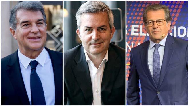 Barca chạy đua Chủ tịch: Ứng viên Laporta cao tay, Messi sắm vai