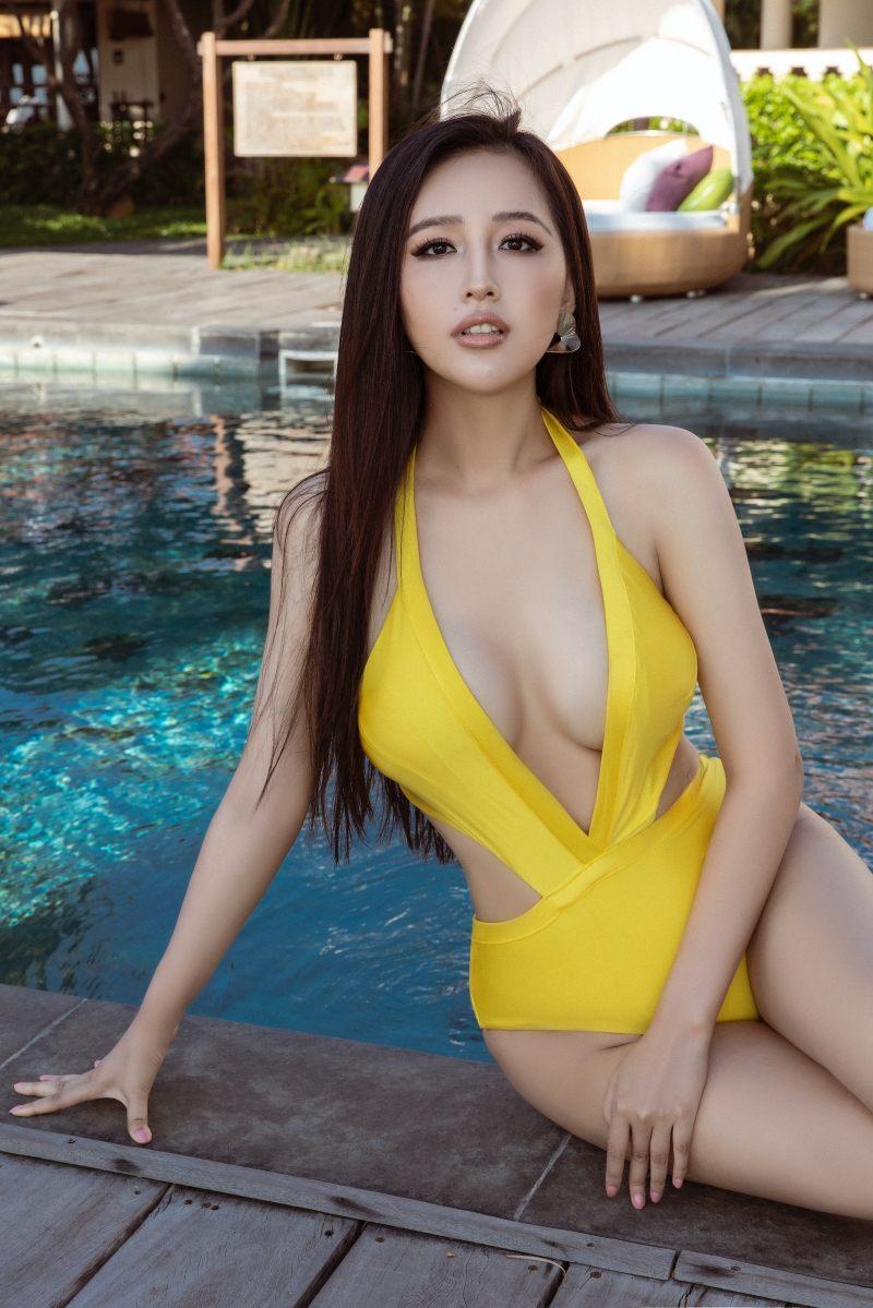 """Mai Phương Thuý: """"Tôi thích làm nữ hoàng"""" - hình ảnh 3"""