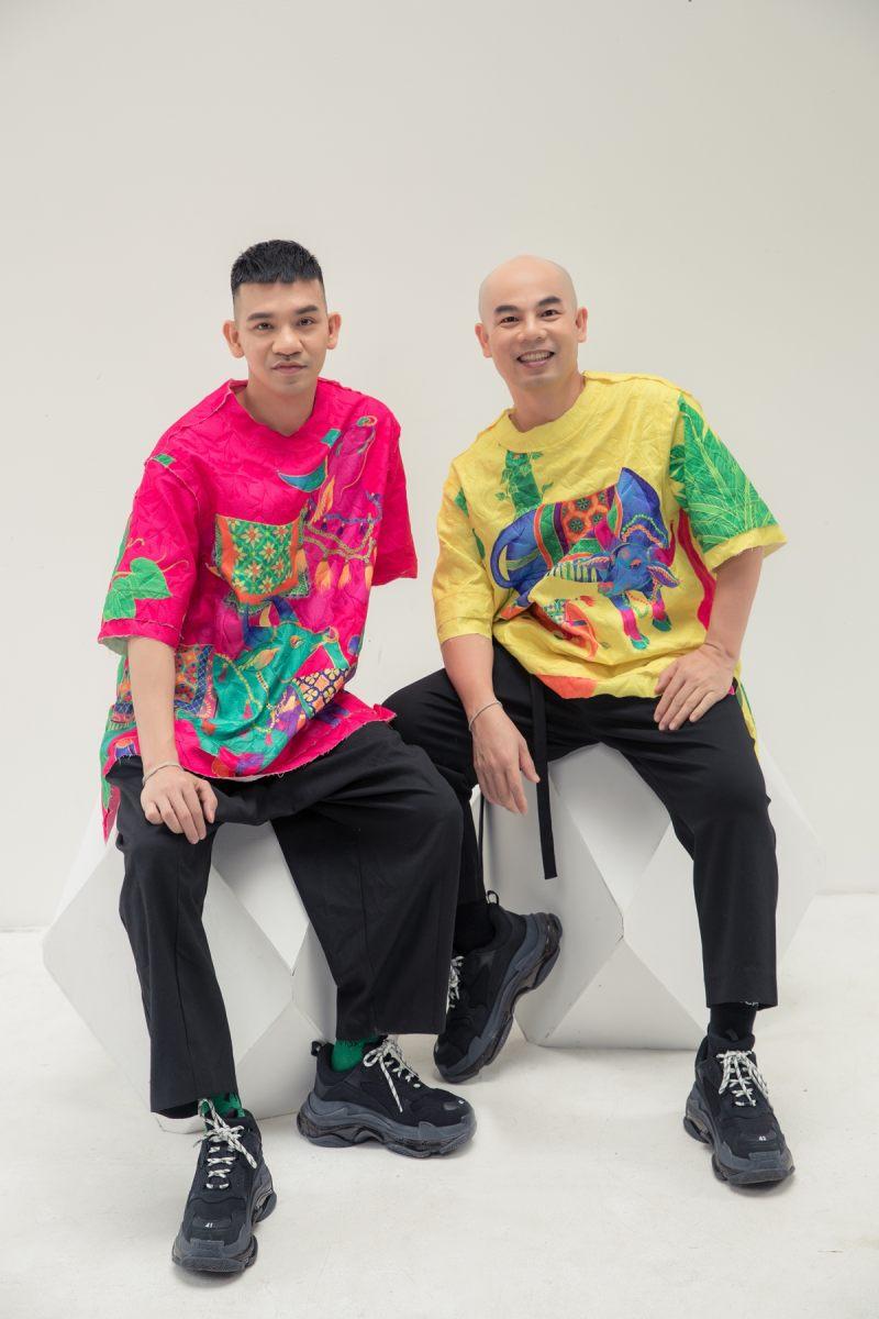 """NTK Vũ Ngọc&Son: """"Làm thời trang phải bảo tồn áo dài"""" - hình ảnh 1"""
