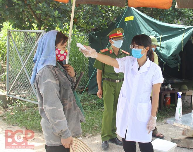 Bắc Giang ghi nhận ca dương tính với SARS-CoV-2 liên quan đến ổ dịch ở Hải Dương - 1