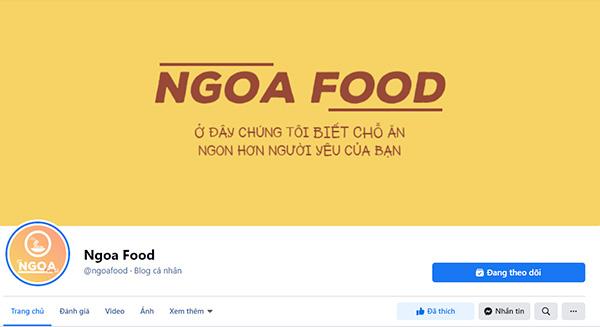 """Ngoa ra mắt kênh Ngoa Foods cho các tín đồ """"sành ăn"""" - 3"""