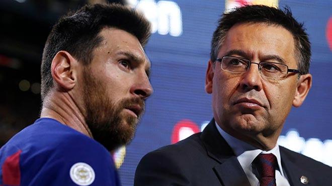 """Messi bị lộ nhận lương hơn nửa tỷ euro gây sốc, """"sôi máu"""" tính kiện Barca - 3"""
