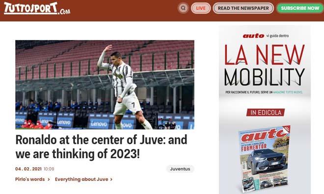 """Juventus """"tặng quà"""" sinh nhật Ronaldo tuổi 36: Gia hạn hợp đồng đến khi nào? - 1"""