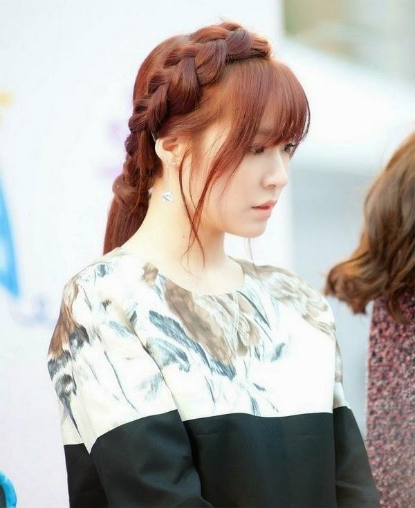 20 kiểu tóc mái đẹp cho nữ hot nhất dẫn đầu xu hướng hiện nay - hình ảnh 17
