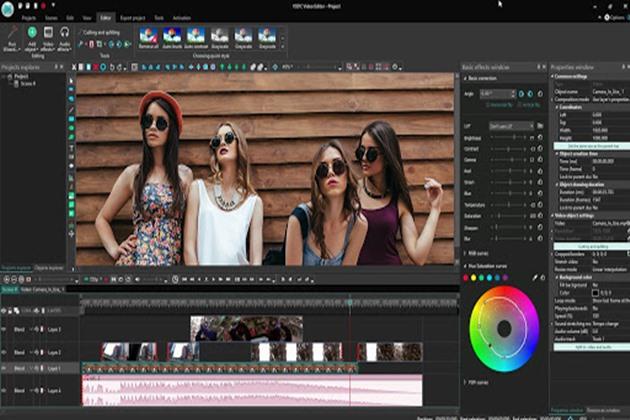 Phần mềm chỉnh sửa video hay gọn nhẹ nhiều hiệu ứng đẹp - 9