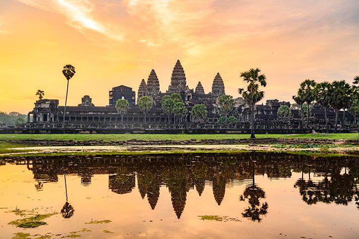 10 ngôi chùa đẹp nhất châu Á luôn đông nghịt khách vào dịp đầu năm mới - hình ảnh 1