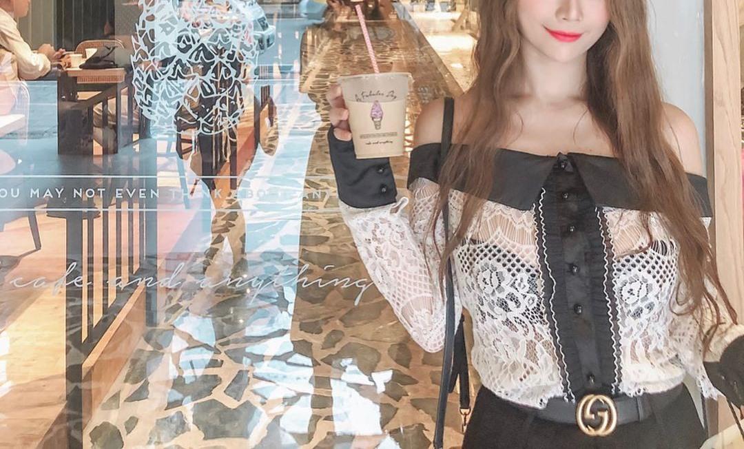 """Cô gái mặc kiểu """"kín dưới hở trên"""" chiếm trọn spotlight ở khu mua sắm - hình ảnh 7"""