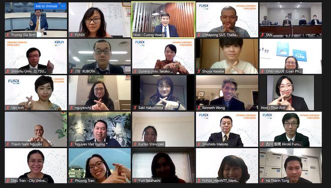 """""""Ông lớn"""" công nghệ Việt sang Nhật đào tạo nhân tài CNTT thời COVID-19 - 1"""