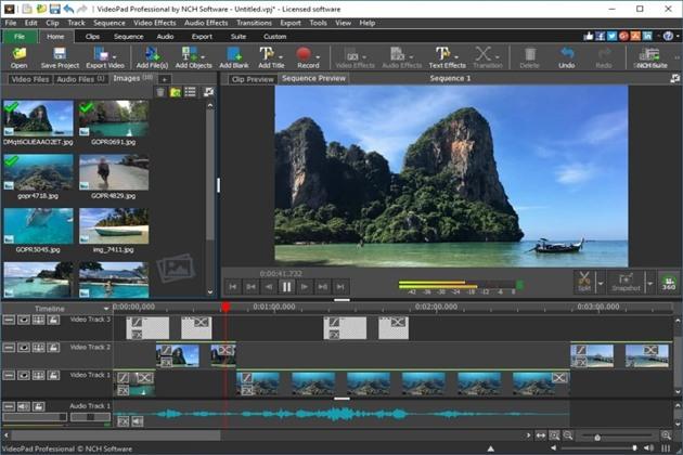Phần mềm chỉnh sửa video hay gọn nhẹ nhiều hiệu ứng đẹp - 11