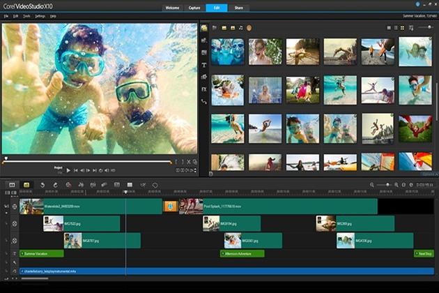 Phần mềm chỉnh sửa video hay gọn nhẹ nhiều hiệu ứng đẹp - 15