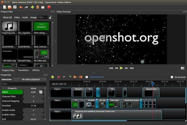 Phần mềm chỉnh sửa video hay gọn nhẹ nhiều hiệu ứng đẹp - 4