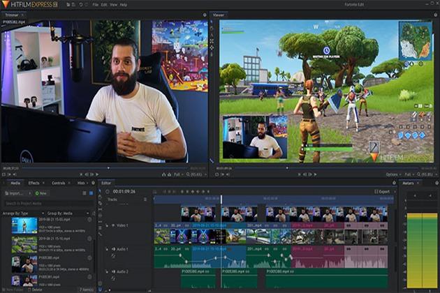 Phần mềm chỉnh sửa video hay gọn nhẹ nhiều hiệu ứng đẹp - 6