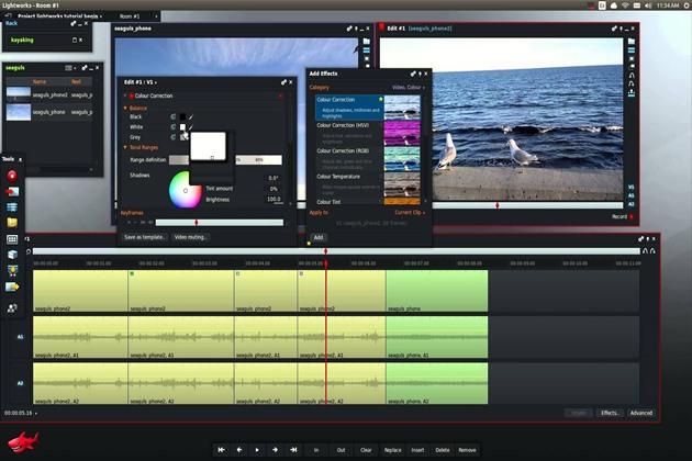 Phần mềm chỉnh sửa video hay gọn nhẹ nhiều hiệu ứng đẹp - 1