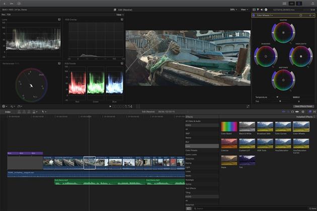Phần mềm chỉnh sửa video hay gọn nhẹ nhiều hiệu ứng đẹp - 13
