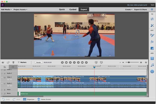 Phần mềm chỉnh sửa video hay gọn nhẹ nhiều hiệu ứng đẹp - 14