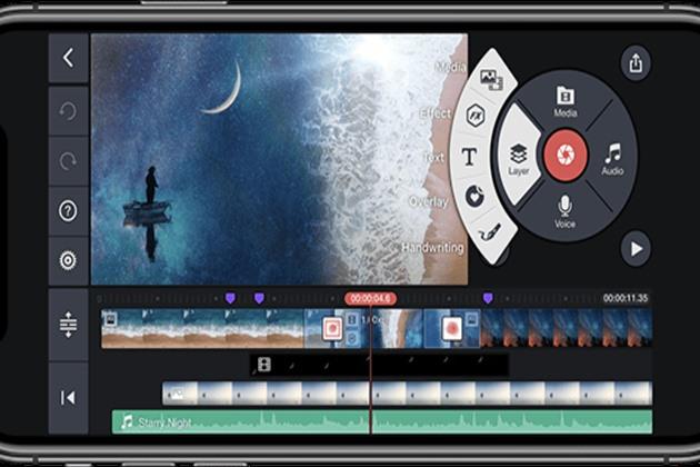 Phần mềm chỉnh sửa video hay gọn nhẹ nhiều hiệu ứng đẹp - 20