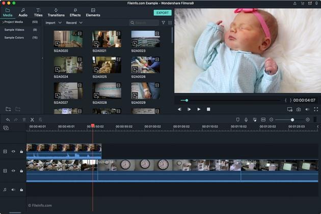 Phần mềm chỉnh sửa video hay gọn nhẹ nhiều hiệu ứng đẹp - 16