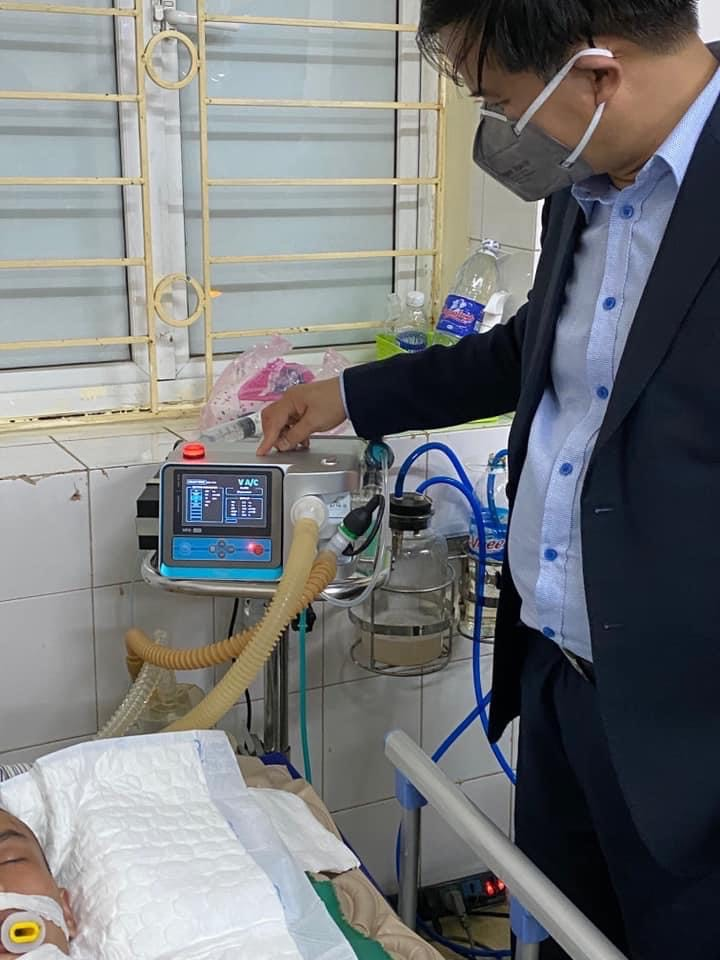 Bệnh viện Bạch Mai khẩn cấp hỗ trợ tỉnh Điện Biên chống dịch COVID-19 - hình ảnh 1