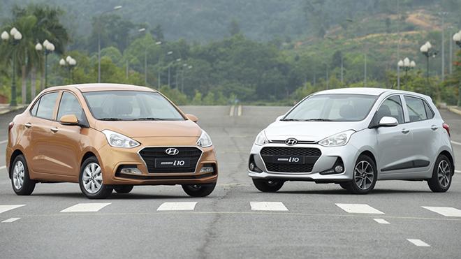 Giá xe Hyundai Grand i10 lăn bánh tháng 2/2021