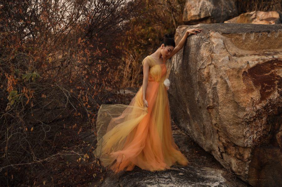 Người mẫu An Giang biến hóa uyển chuyển trong bộ ảnh thời trang tại quê hương - 4
