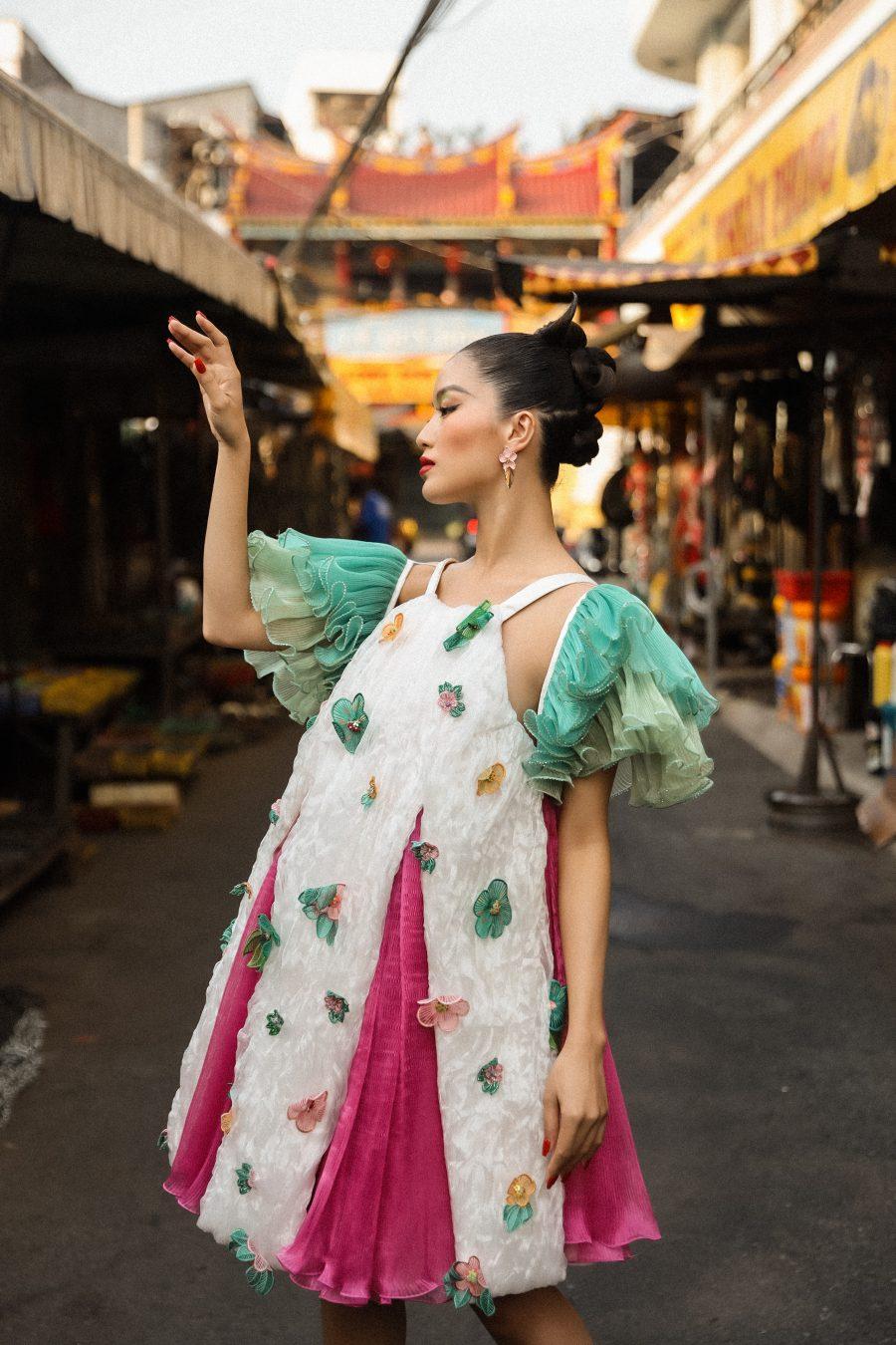Người mẫu An Giang biến hóa uyển chuyển trong bộ ảnh thời trang tại quê hương - 8