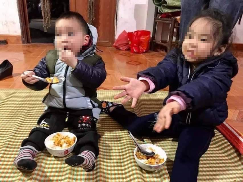 Thông tin mới vụ 2 chị em bị bỏ rơi ngoài trời rét ở Hà Nội - hình ảnh 1