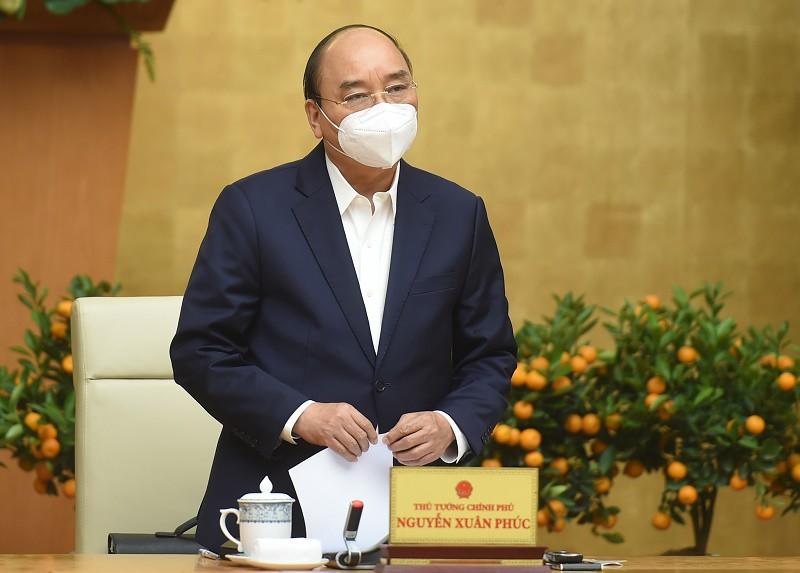 Thủ tướng đồng ý cho TP.HCM giãn cách xã hội - hình ảnh 1