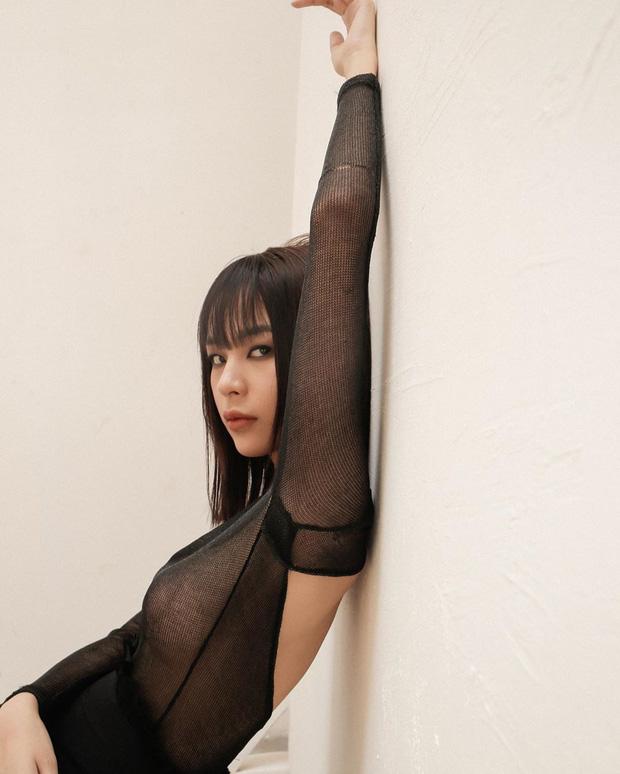 Chân dài đi hát thảm hoạ giống Chi Pu: Dáng siêu mẫu, vòng 1 tuyệt tác - hình ảnh 3