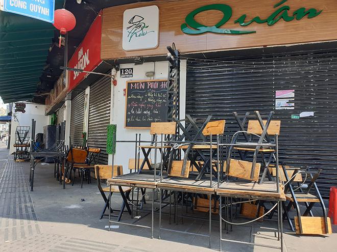 TP.HCM: Quán bar, karaoke, quán nhậu đồng loạt đóng cửa, đường phố vắng tanh - hình ảnh 4