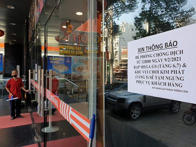 TP.HCM: Quán bar, karaoke, quán nhậu đồng loạt đóng cửa, đường phố vắng tanh - hình ảnh 5