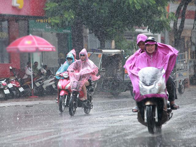 Đợt mưa dông dịp cận Tết ở miền Bắc kéo dài đến bao giờ? - hình ảnh 1