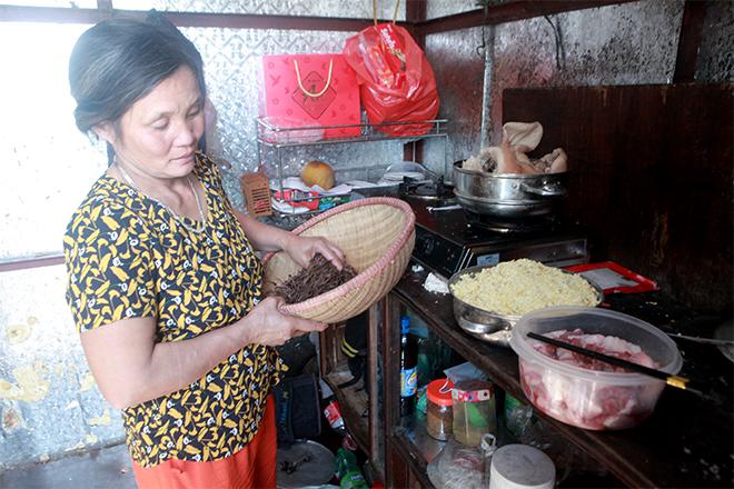Gia đình 14 con ở Hà Nội: Tết đói khổ hơn vì biến cố lớn - hình ảnh 5