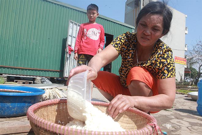 Gia đình 14 con ở Hà Nội: Tết đói khổ hơn vì biến cố lớn - hình ảnh 6