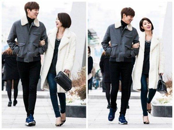 """Ảnh """"Lee Min Ho hẹn hò nữ diễn viên hơn 21 tuổi"""" khiến dân mạng """"nổ tung"""" - hình ảnh 1"""