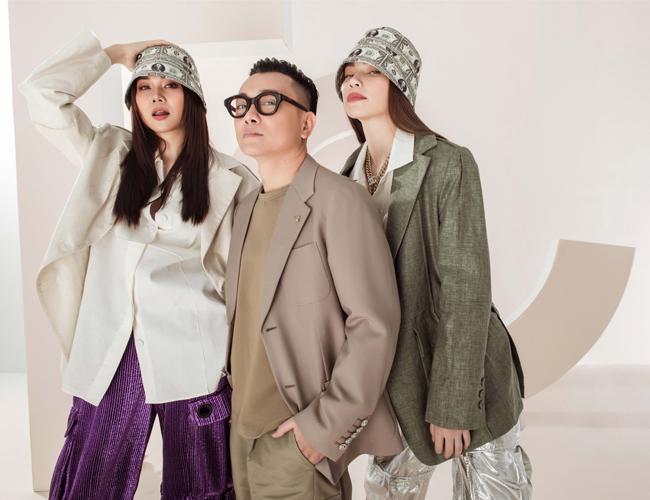 Thanh Hằng – Hà Hồ thể hiện đẳng cấp trong bộ ảnh thời trang đầu xuân - hình ảnh 1