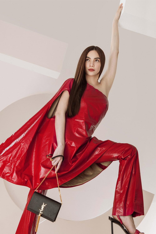 Thanh Hằng – Hà Hồ thể hiện đẳng cấp trong bộ ảnh thời trang đầu xuân - hình ảnh 7