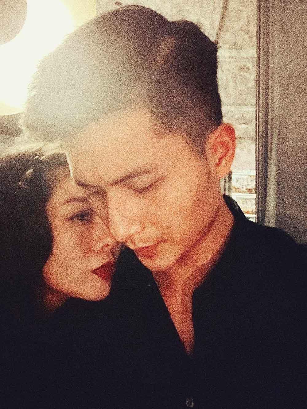 Loạt sao Việt công khai tình yêu mới trong dịp đầu năm mới - hình ảnh 4