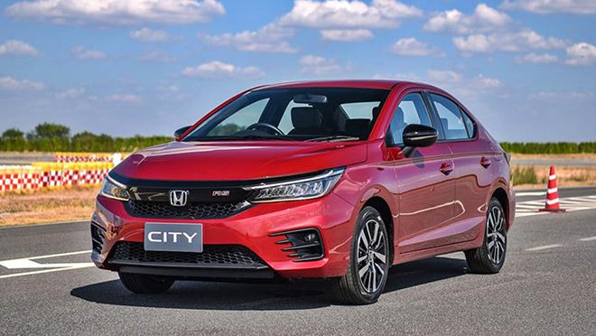 Giá xe Honda City lăn bánh tháng 2/2021 - 1
