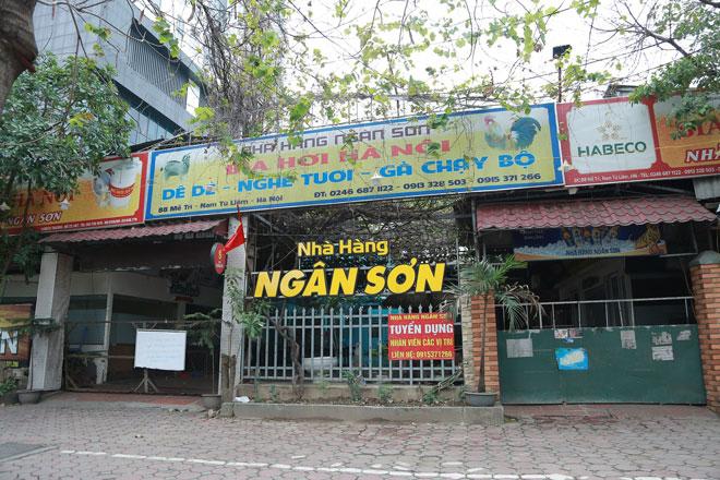 Hà Nội: Nhà hàng ăn phải giãn cách tối thiểu 2m giữa người với người và có tấm chắn - hình ảnh 1