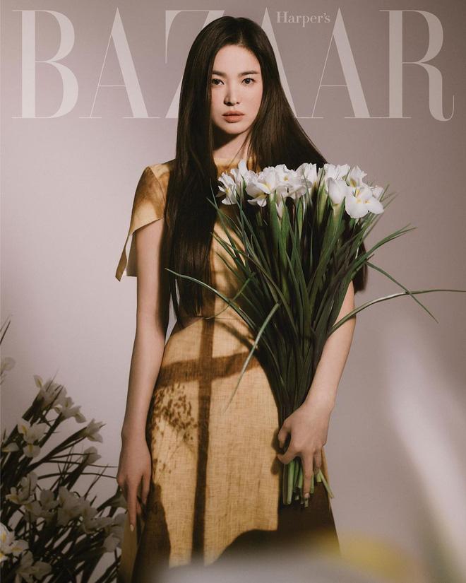 Lee Min Ho được ghép đôi cùng Song Hye Kyo, lý do đằng sau mới bất ngờ - hình ảnh 1