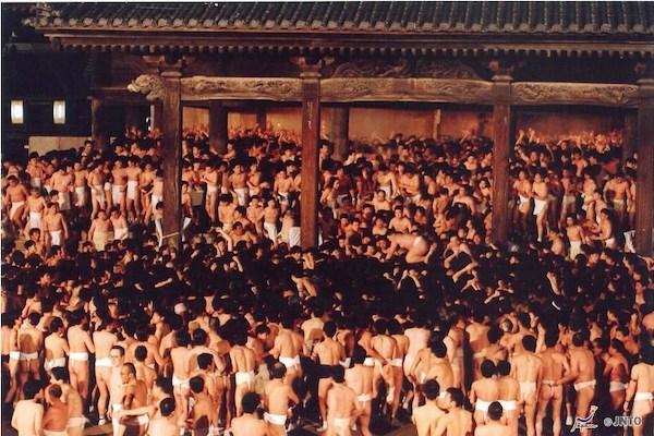 """Ngỡ ngàng trước những lễ hội """"khó tin là có thật"""" tại Nhật Bản - hình ảnh 5"""