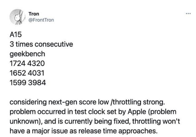 Sức mạnh chip iPhone 13 khiến iFan đứng ngồi không yên - 3
