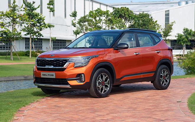 Doanh số SUV cỡ B bán chạy nhất tại Việt Nam tháng 1/2021, Kia Seltos dẫn đầu - 4