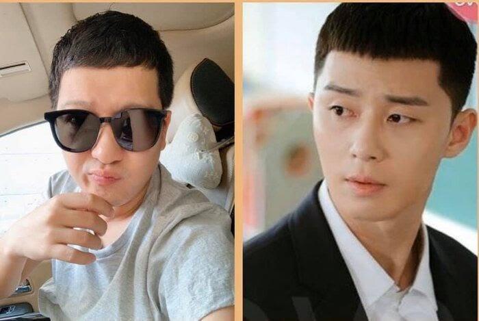 Những kiểu tóc Itaewon class đẹp giúp nam giới bắt trends mới nhất - hình ảnh 3