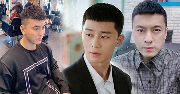 Những kiểu tóc Itaewon class đẹp giúp nam giới bắt trends mới nhất - hình ảnh 7